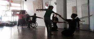 integrated dance inclusiedans