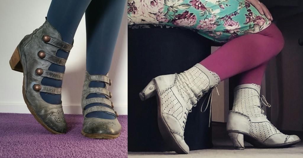 dkode laarzen schoenen