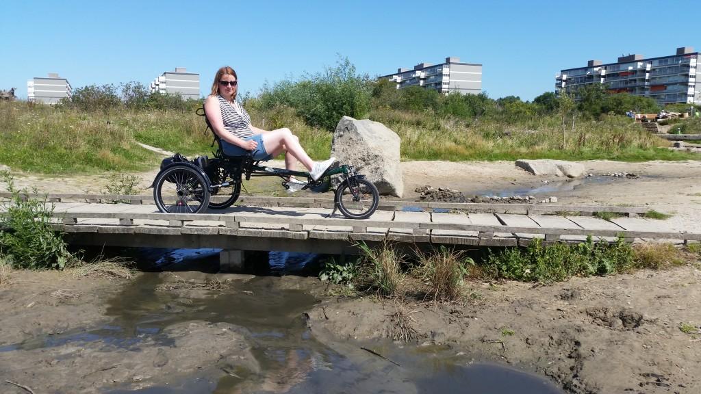 driewielligfiets avonturis natuurspeeltuin