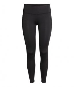 leggings sportlegging H&M