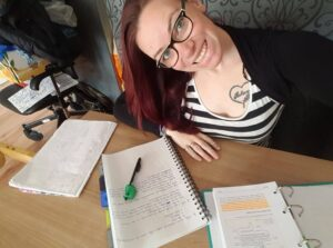 gastblog EDS Patricia studeren