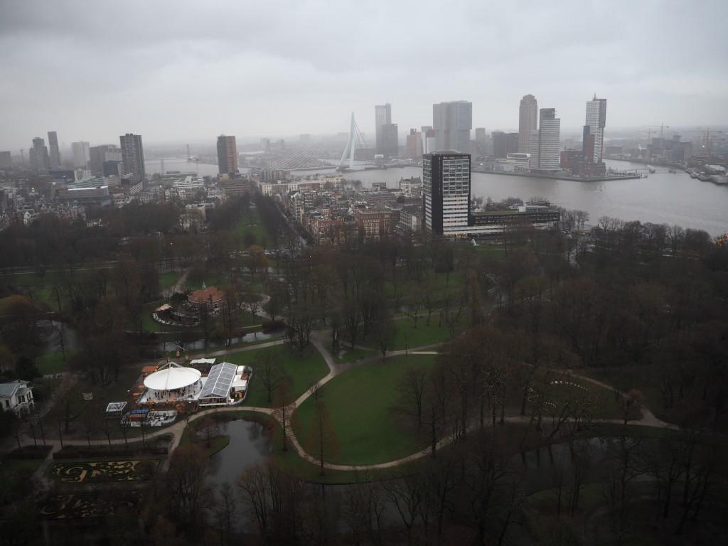 Uitzicht Euromast