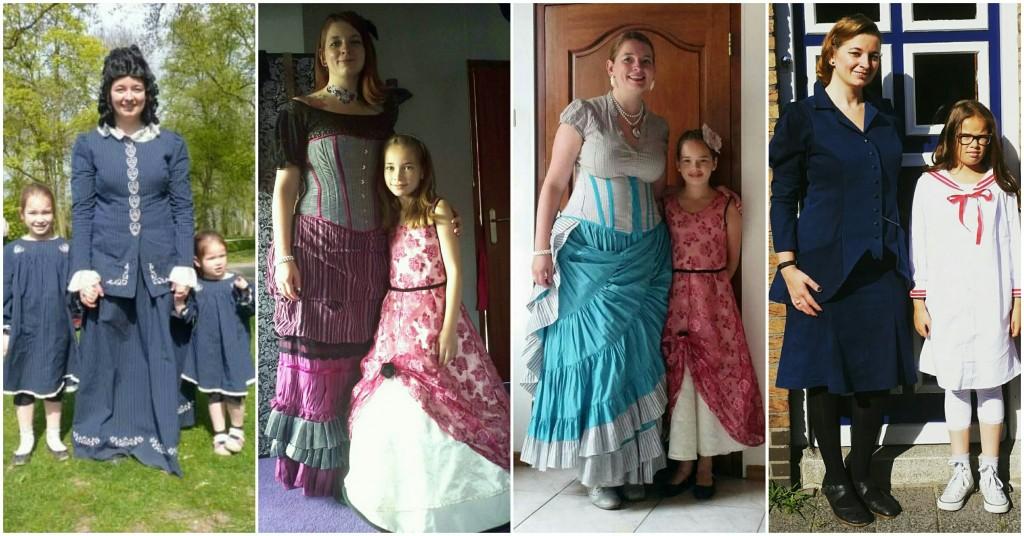 Kostuums castlefest